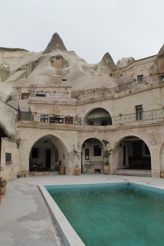 Local Cave Hotel