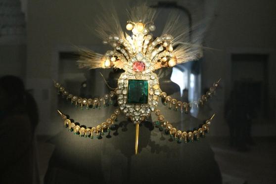 Una de las joyas del sultán