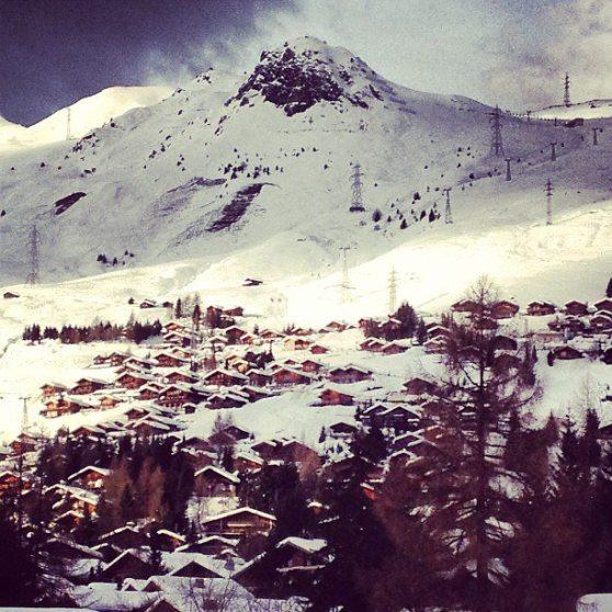 Verbier, Suiza.