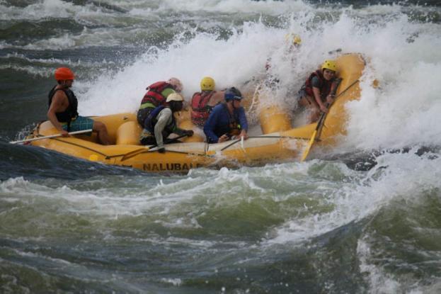Por: Compañía de rafting