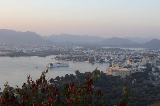 Udaipur Panorámica